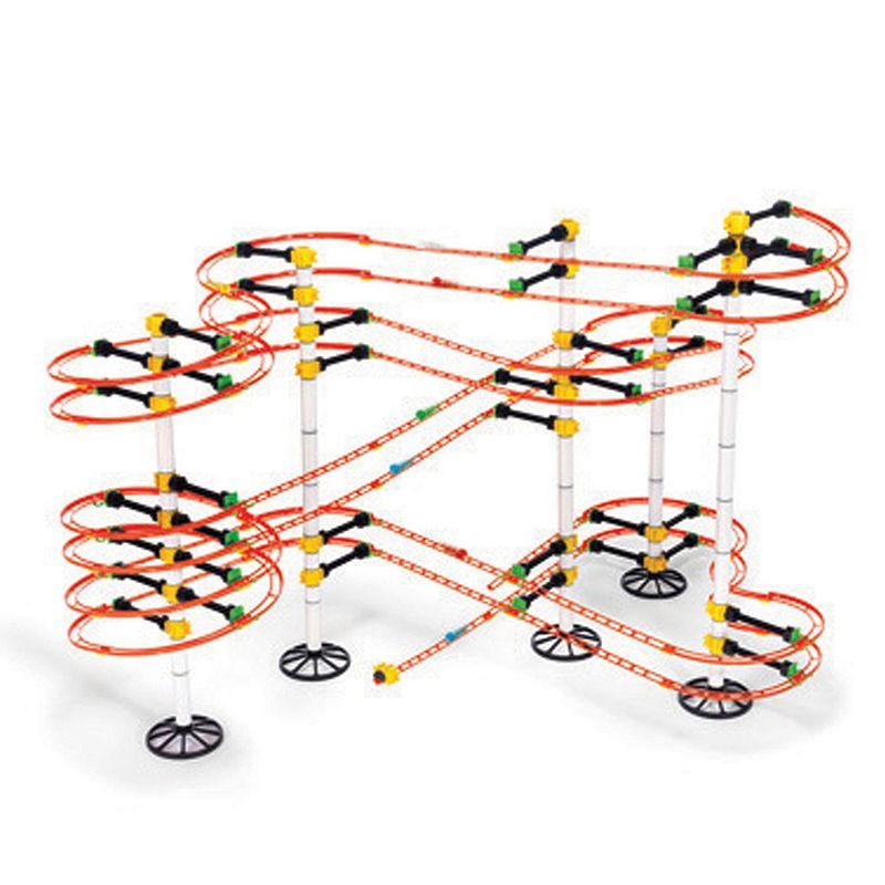 Quercetti Skyrail Ottovolante Maxi Marble Run Playset
