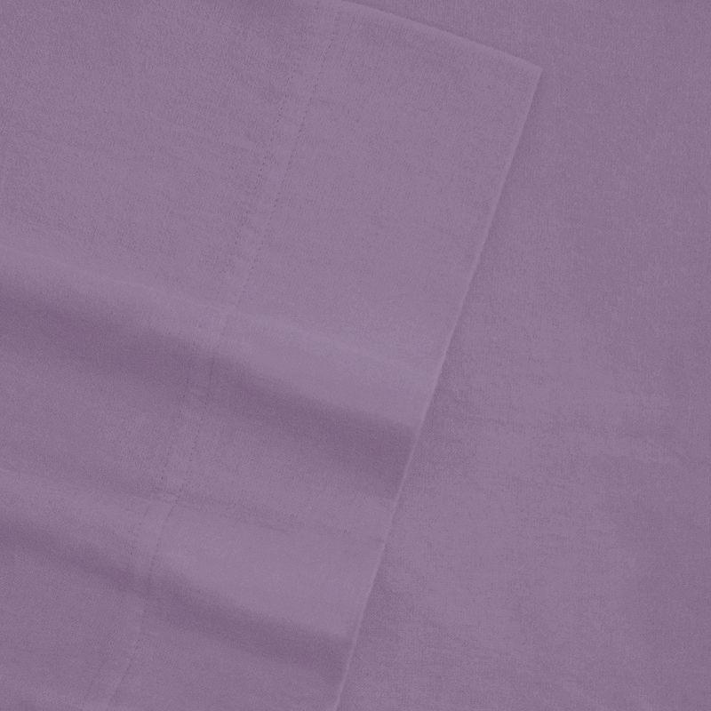 Flannel Deep-Pocket Sheets