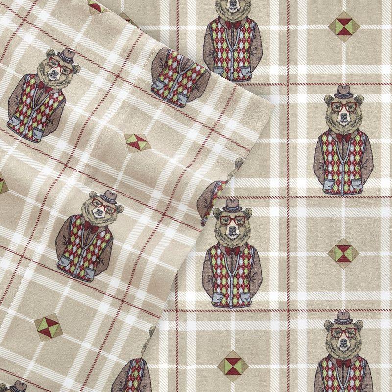 Micro Flannel ® Sheet Set