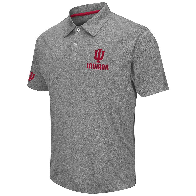 Men's Campus Heritage Indiana Hoosiers Championship Polo