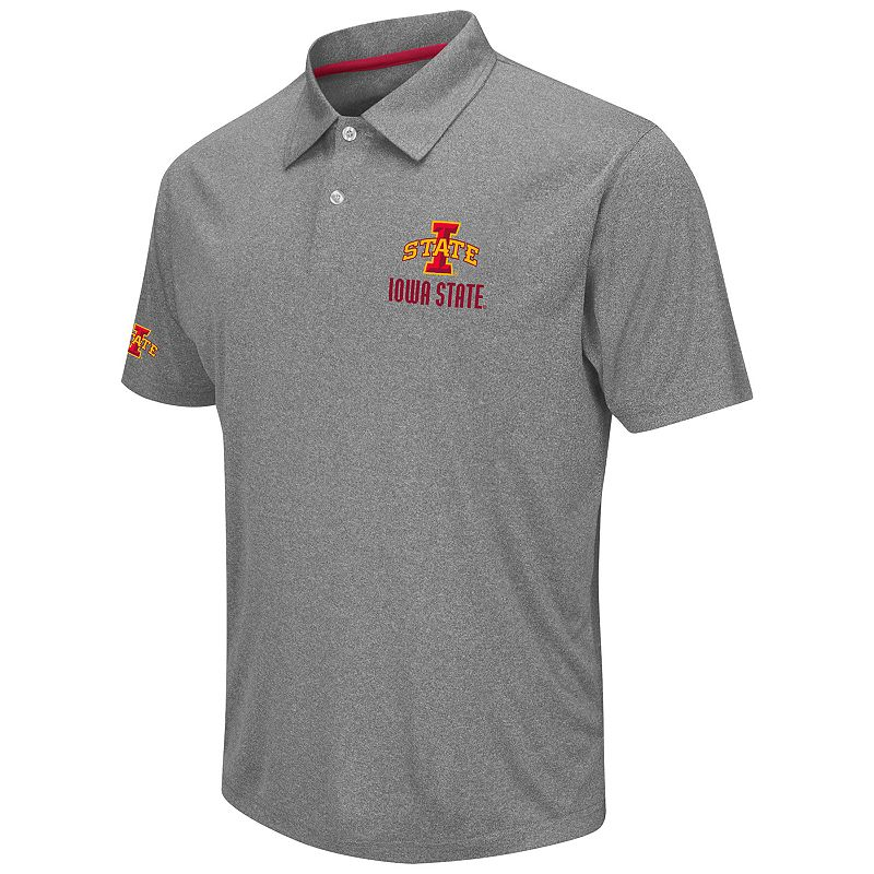 Campus Heritage Iowa State Cyclones Championship Polo - Men