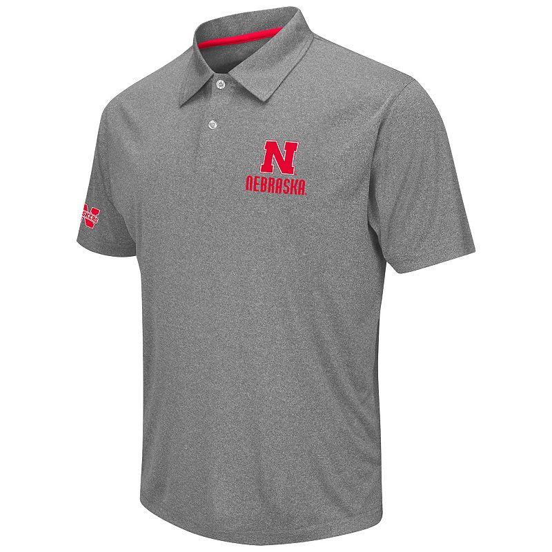 Campus Heritage Nebraska Cornhuskers Championship Polo - Men