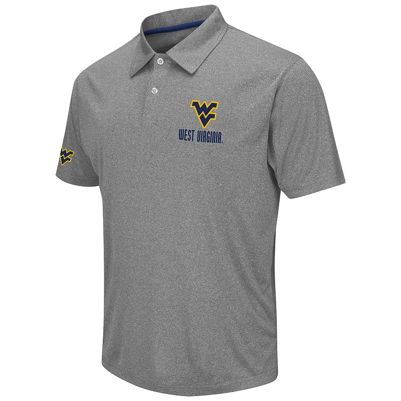 Men's Campus Heritage West Virginia Mountaineers Championship Polo