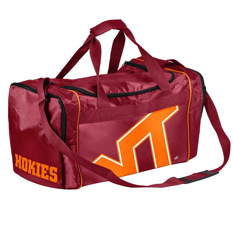 Virginia Tech Hokies Core Duffel Bag