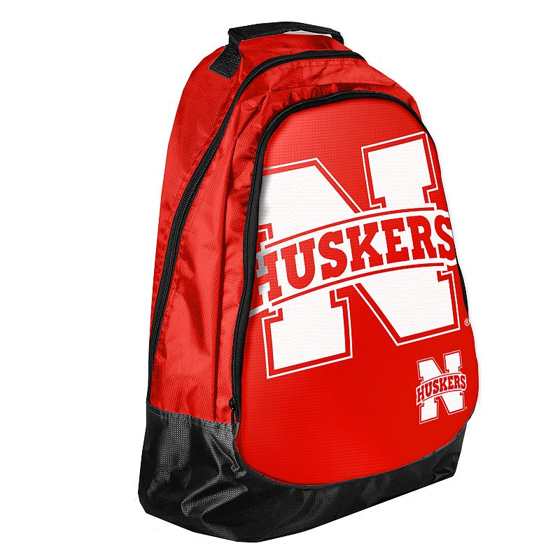 Nebraska Cornhuskers Core Structured Backpack