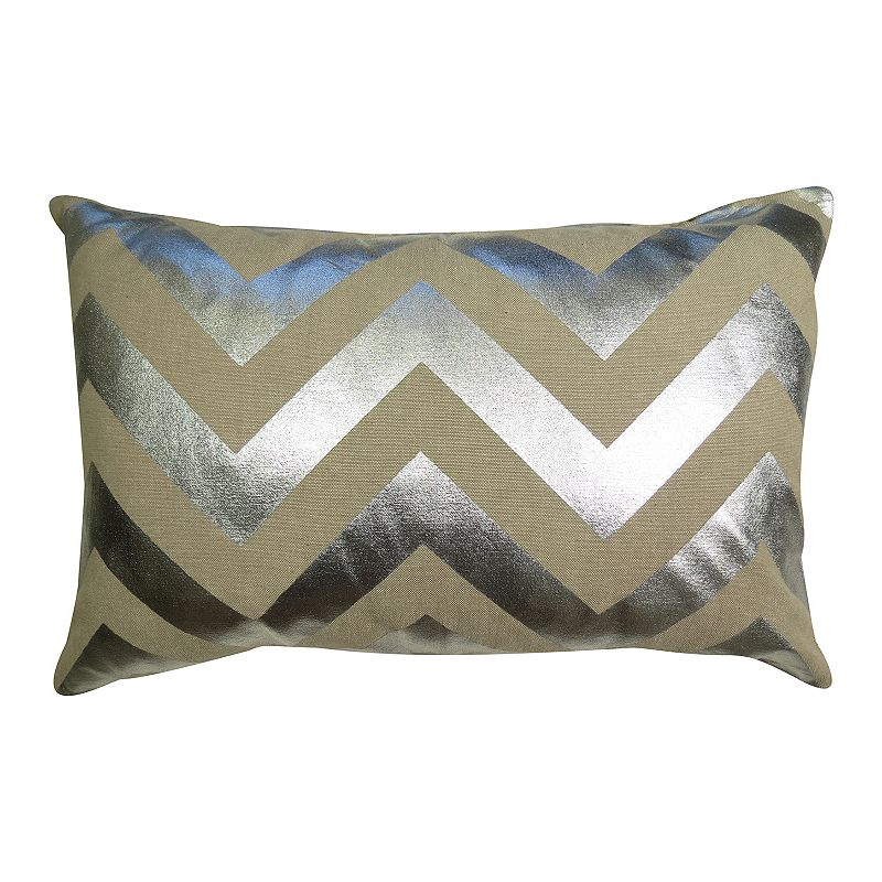 Park B. Smith Chevron Throw Pillow