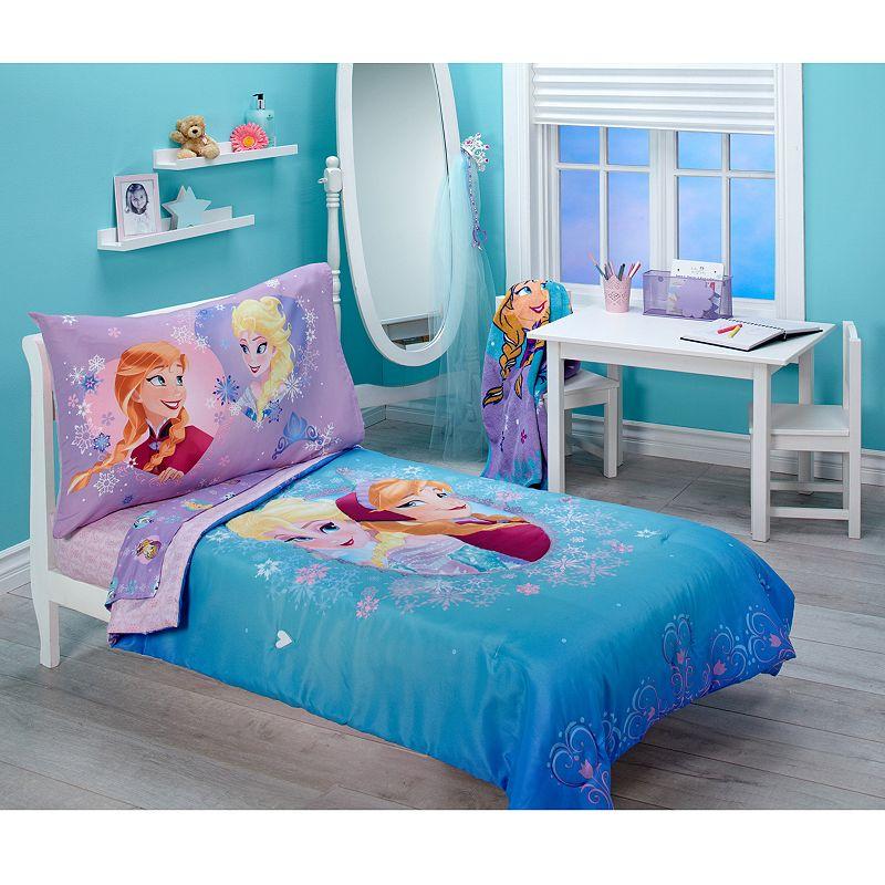 Disney's Frozen Magical Sisters 4-pc. Bedding Set - Toddler
