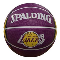 Los Angeles Lakers Mini Basketball by