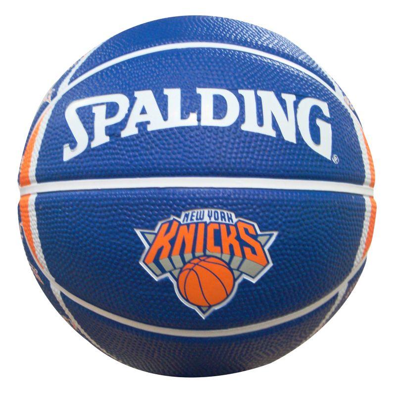 New York Knicks Mini Basketball, Blue thumbnail