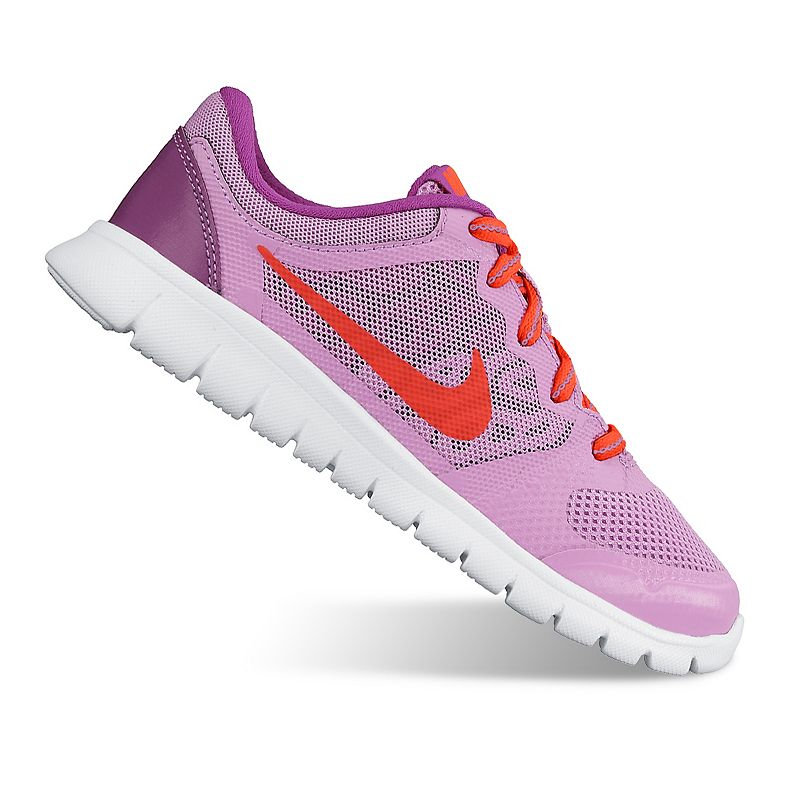 Nike Flex Run 2015 Pre-School Girls' Running Shoes