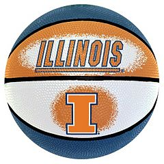 Illinois Fighting Illini Mini Basketball by