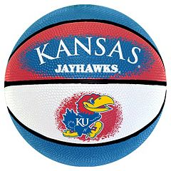Kansas Jayhawks Mini Basketball by