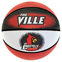 Louisville Cardinals Mini Basketball by
