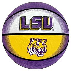 LSU Tigers Mini Basketball by