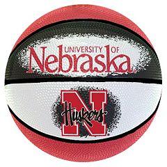 Nebraska Cornhuskers Mini Basketball