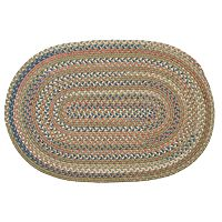 Colonial Mills Color-Dyed Braided Reversible Rug