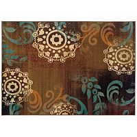 StyleHaven Elliott Abstract Rug