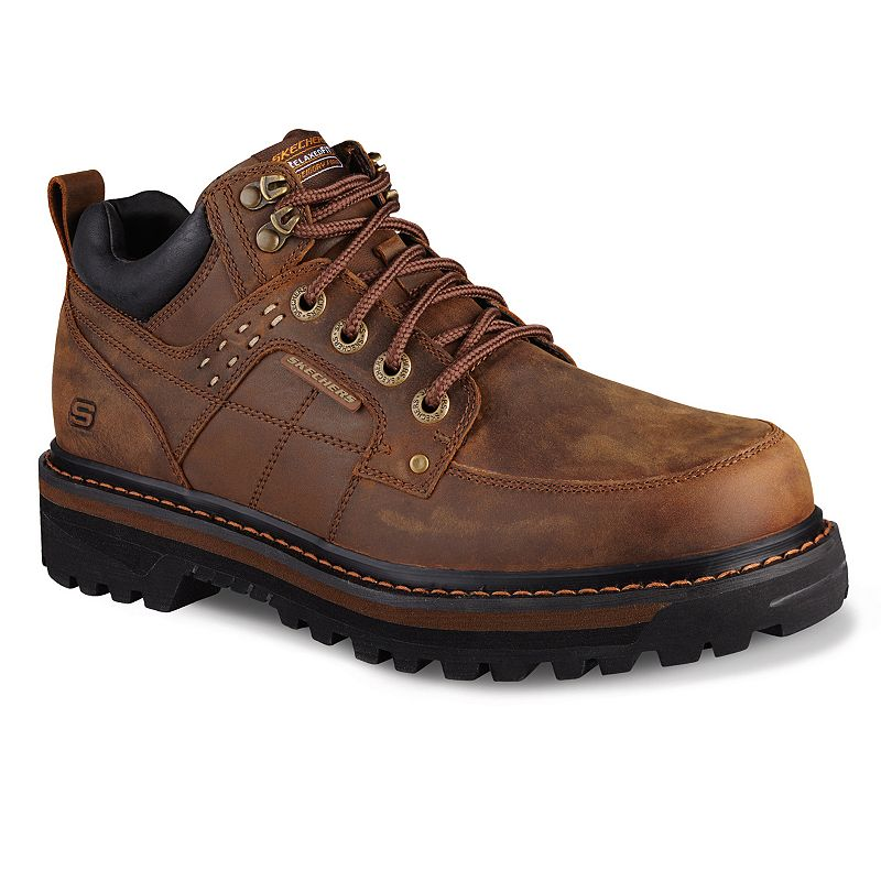 Skechers Relaxed Fit Vitor Men's Boots