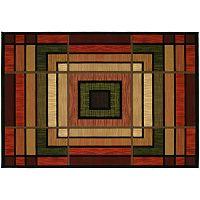 United Weavers Contours Ambience Geometric Rug