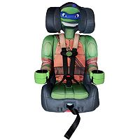 Teenage Mutant Ninja Turtles Booster Car Seat by KidsEmbrace