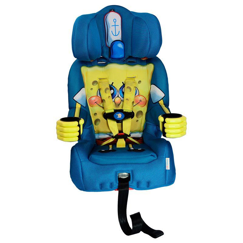 SpongeBob SquarePants Booster Car Seat by KidsEmbrace