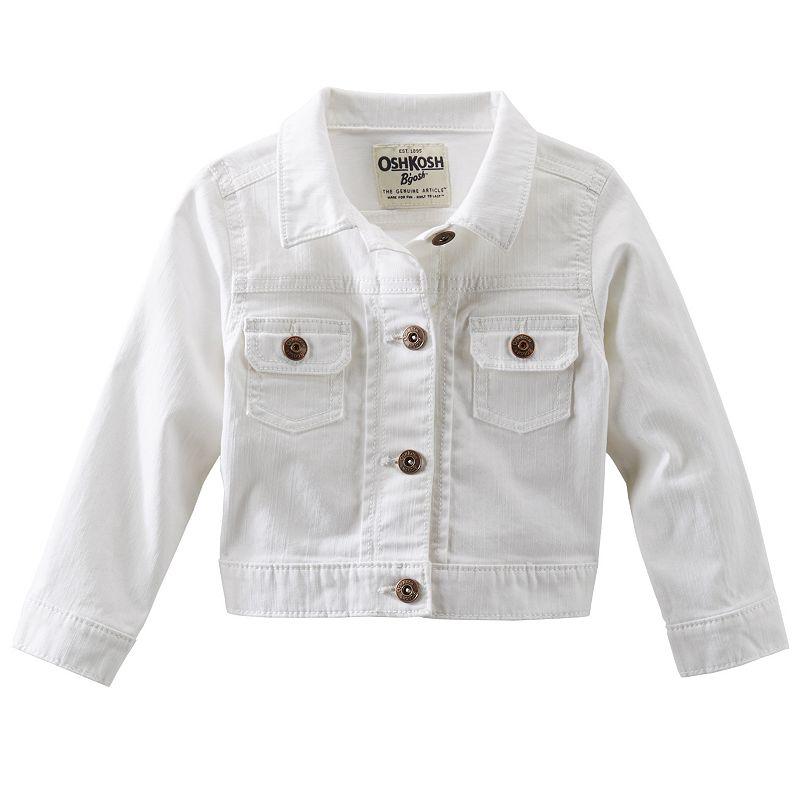 Girls 4-6x OshKosh B'gosh® Denim Jacket