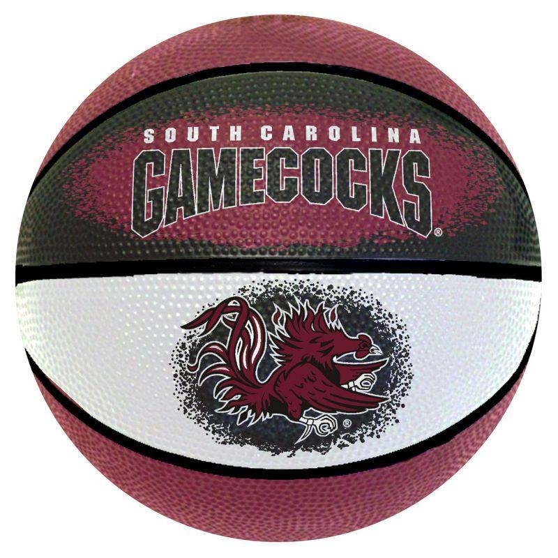 South Carolina Gamecocks Mini Basketball, Multicolor thumbnail