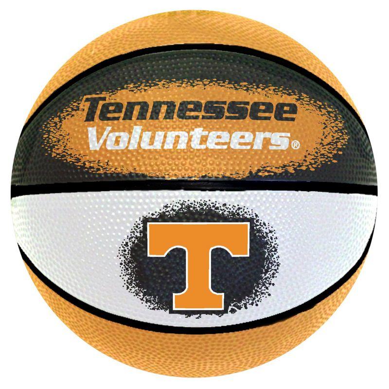 Tennessee Volunteers Mini Basketball, Multicolor thumbnail