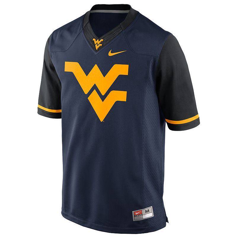 Men's Nike West Virginia Mountaineers Team Pride Fashion Jersey