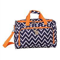 Jenni Chan Aria Madison 18-Inch Duffel Bag