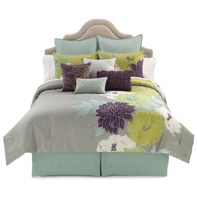Home Classics® Daphne 10-pc. Comforter Set