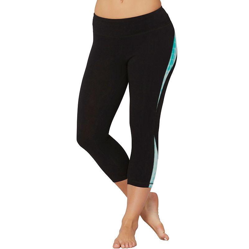 Marika Magic Dry Wik Capri Yoga Leggings - Women's