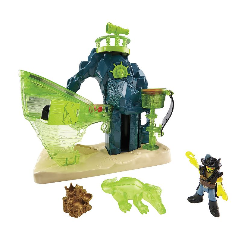 Fisher-Price Imaginext Ghost Pirate Island