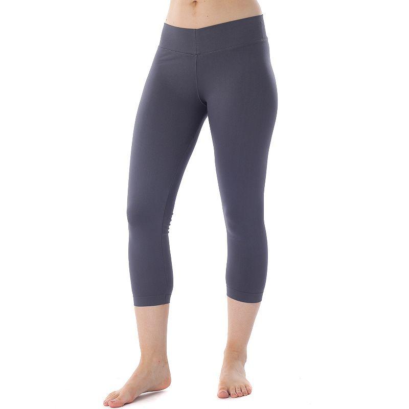 NUX V-Fitness Cropped Yoga Leggings - Women's