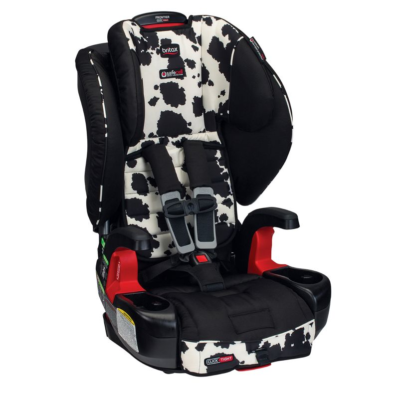 Britax Frontier G1.1 ClickTight Harness-2-Booster Car Seat, Black