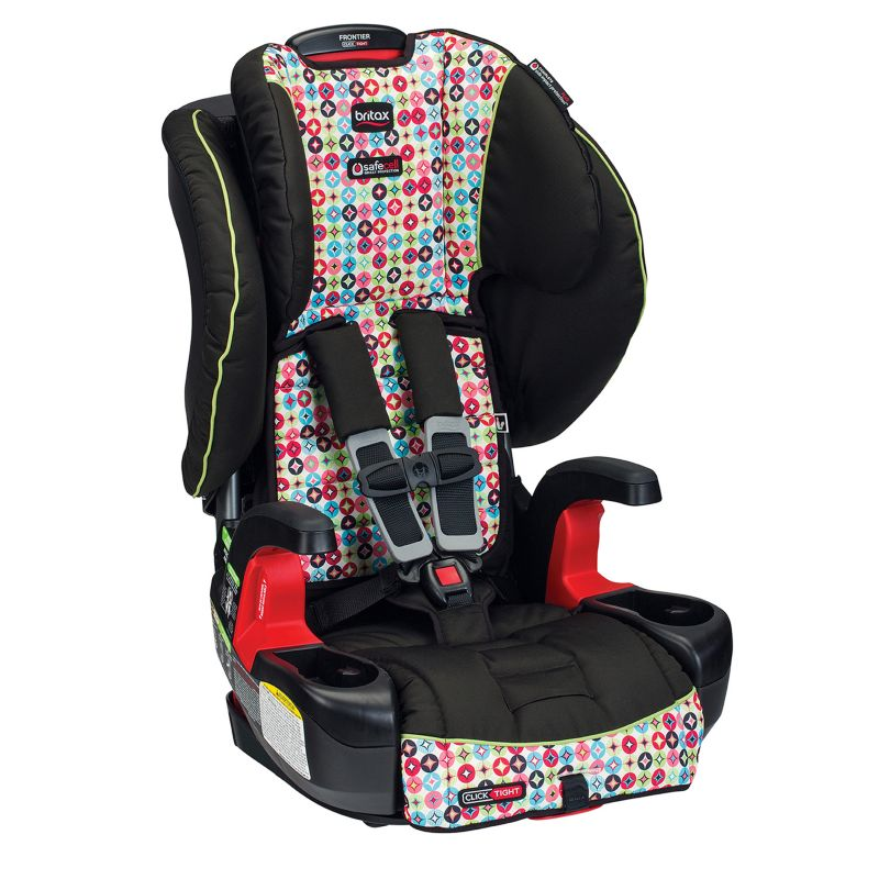 Britax Frontier G1.1 ClickTight Harness-2-Booster Car Seat, Multicolor