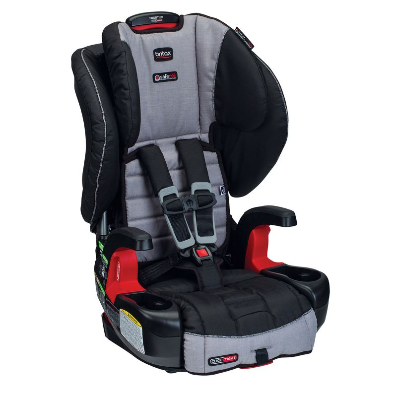 Britax Frontier G1.1 ClickTight Harness-2-Booster Car Seat, Grey