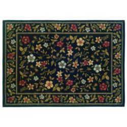 Click here to buy Stylehaven Cassidy Floral Leaf Rug.