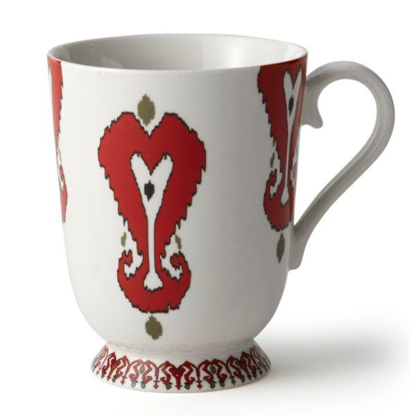 Easy Exotic 14-oz. Decal Footed Mug