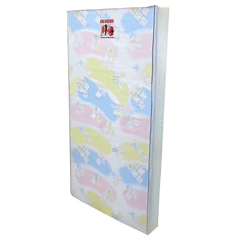 Dream On Me Standard Toddler Foam Crib Mattress