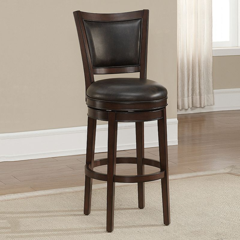 American Heritage Billiards Shae Counter Stool