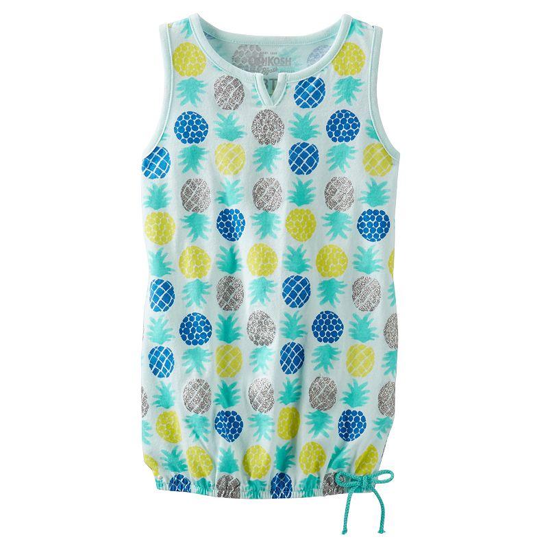 Girls 4-6x OshKosh B'gosh® Pineapple Tunic