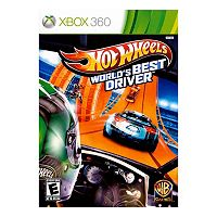 Hot Wheels: World's Best Driver for Xbox 360