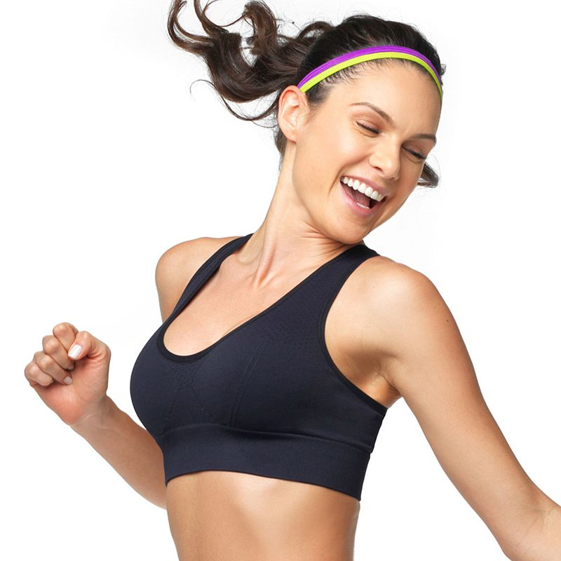 Lupo Bra: Uplift Medium-Impact Sports Bra 71403 - Women's