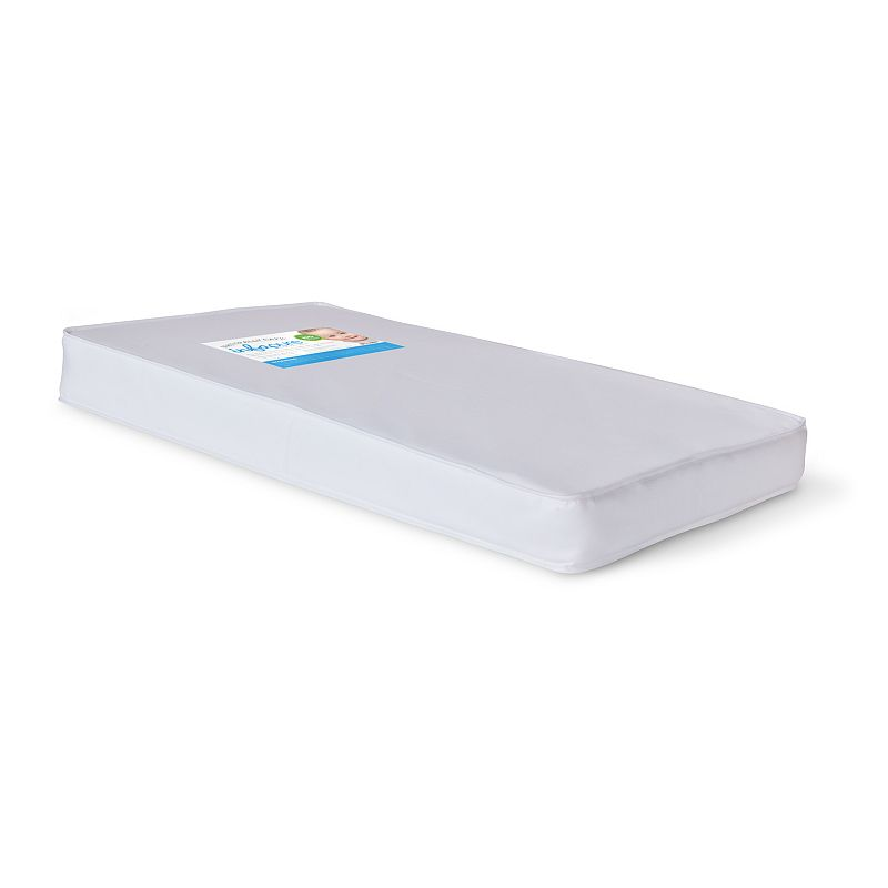 Foundations InfaPure 4-in. Compact Crib Mattress