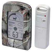AcuRite Sportsman Digital Weather Station & Activity Meter