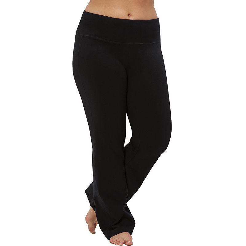 Plus Size Marika Slimming Yoga Pants