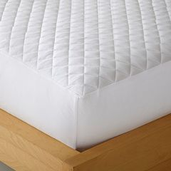 Micro Flannel Heat Reflecting Mattress Pad by