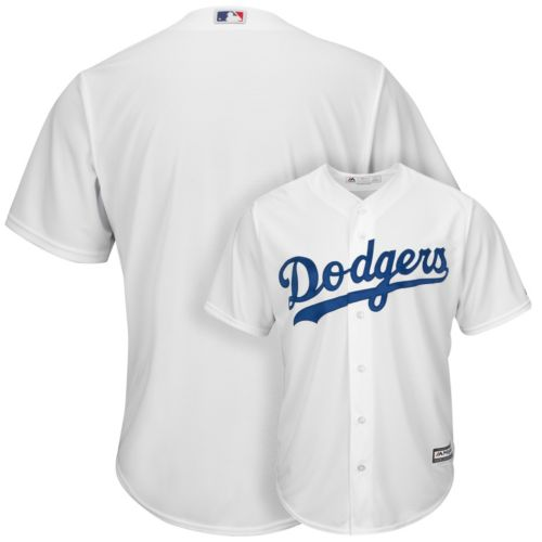 Men's Majestic Los Angeles Dodgers Cool Base Replica MLB Jersey