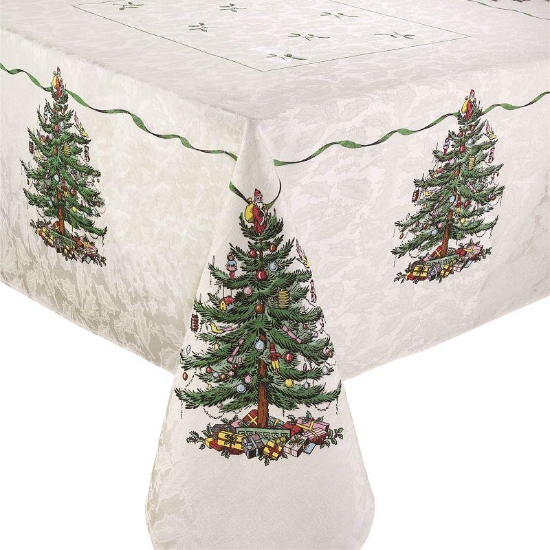 Spode Christmas Tree Tablecloth